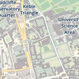 Miami Oxford Campus Map.Map Of Campus University Of Oxford Uk Creativehobby Store