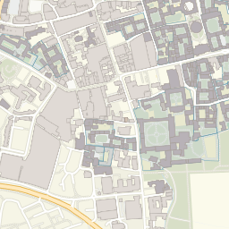 Oxford University Campus Map.Searchable Map University Of Oxford
